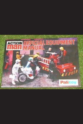 OFFICIAL EQUIPMENT MANUAL - POLICE COVER