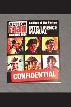 SOLDIERS OF THE CENTURY - INTELLIGENCE MANUAL - CONFIDENTIAL