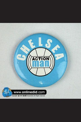 FOOTBALLER - BADGE - CHELSEA