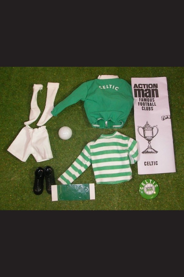 FOOTBALLER - OUTFIT - CELTIC
