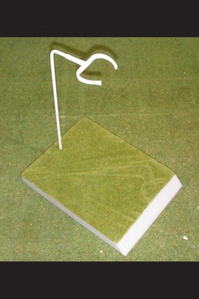 SPORTSMAN - GRASS STANDS