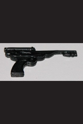 LUKE JEDI KNIGHT GUN BLACK