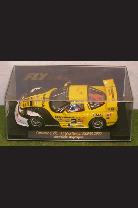 FLY REF A124L CORVETTE C5R GTS TEXAS ALMS 2000 SLOT CAR