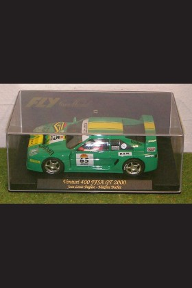 FLY A241 VENTURI 400 FFSA GT 2000 SLOT CAR