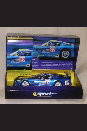 SCALEXTRIC C2522A DODGE VIPER COMPETITION COUPE 3R No22
