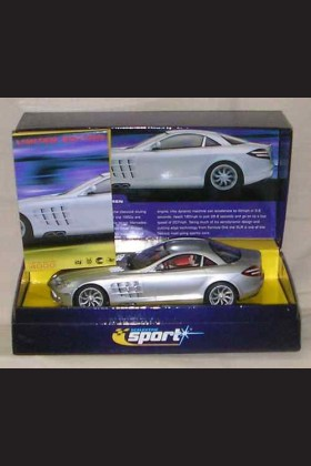 SCALEXTRIC C2632A MERCEDES BENZ SLR MCLAREN ROAD CAR