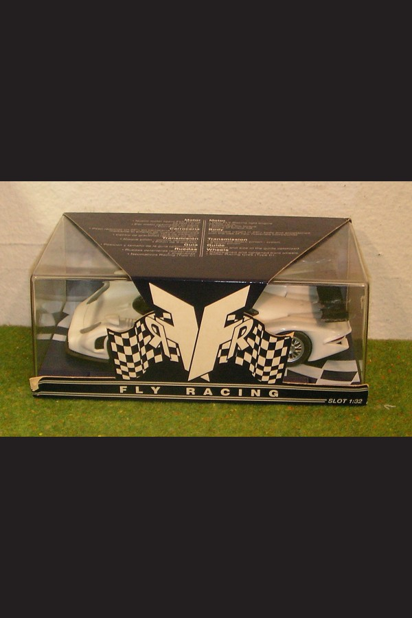 FLY GB TRACK RG 0b PORSCHE 911 GT1 98 SLOT CAR