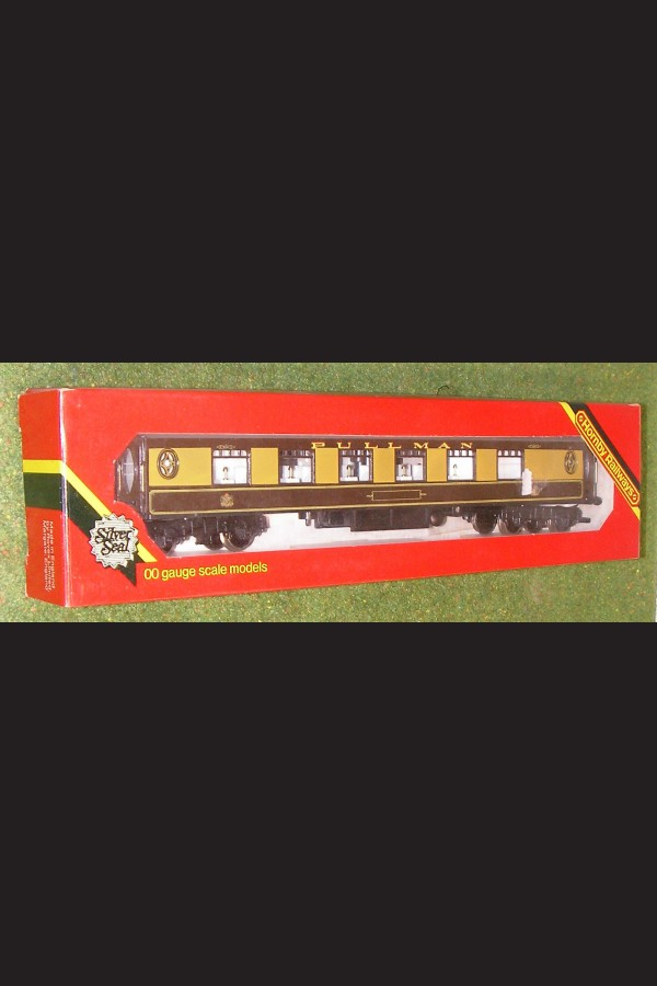 HORNBY TRAINS RAILWAY OO GAUGE COACH R229 PULLMAN CAR LUCILLE