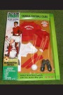 VINTAGE ACTION MAN 40th SPORTSMAN CARDED FOOTBALL CLUB MANCHESTER UNITED