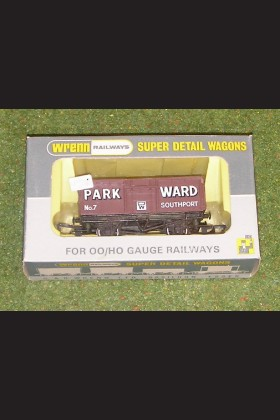 WRENN RAILWAYS OO GAUGE WAGONS W5026 MINERAL WAGON PARK WARD
