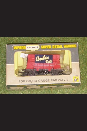 WRENN RAILWAYS OO GAUGE WAGONS W5021 SALT WAGON CEREBOS