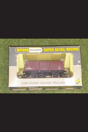 WRENN RAILWAYS OO GAUGE WAGONS W4640 GOODS WAGON STEEL TYPE