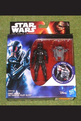 STAR WARS FORCE AWAKENS ARMOR UP FIRST ORDER TIE FIGHTER PILOT ELITE