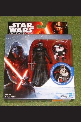 STAR WARS FORCE AWAKENS ARMOR UP KYLO REN