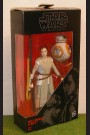 STAR WARS FORCE AWAKENS BLACK SERIES 6 INCH REY (JAKKU) & BB-8