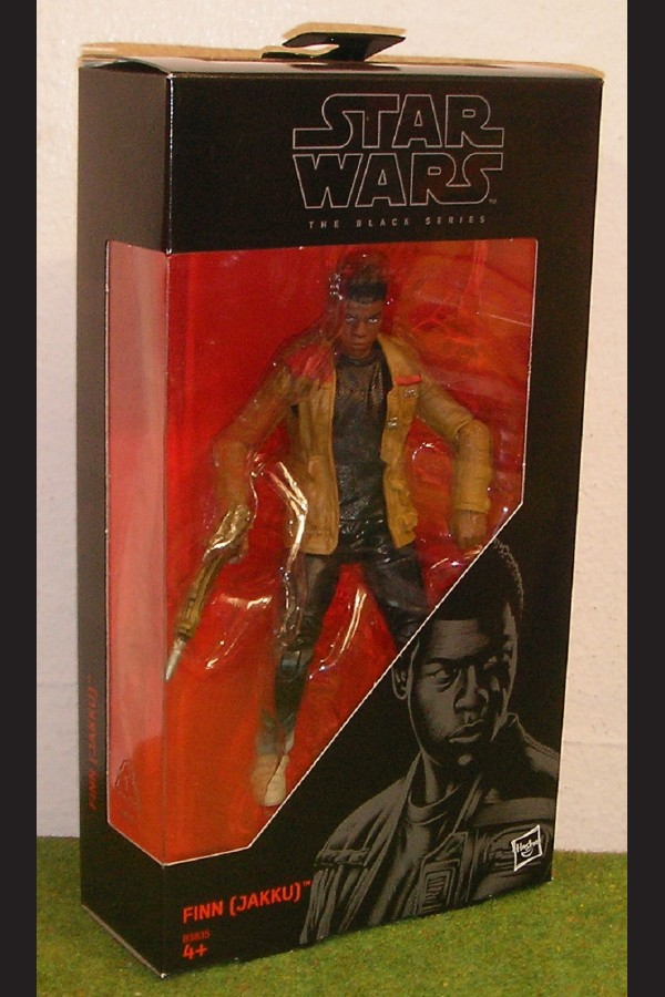 STAR WARS FORCE AWAKENS BLACK SERIES 6 INCH FINN (JAKKU)