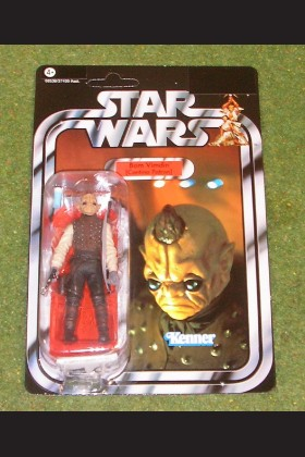 STAR WARS VINTAGE COLLECTION A NEW HOPE BOM VIMDIN CANTINA PATRON VC 53
