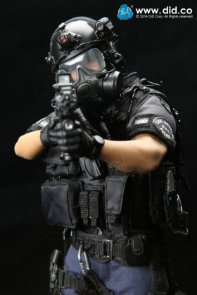 DRAGON IN DREAMS - DID - 1/6 - MODERN - US - DENVER - LAPD SWAT - LOS ANGELES POLICE DEPARTMENT - SPECIAL WEAPONS AND TACTICAL