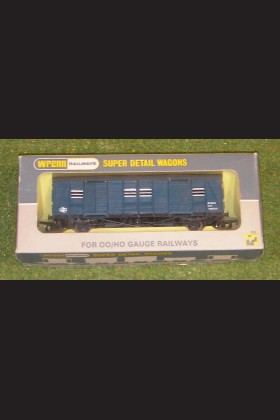 WRENN RAILWAYS OO GAUGE WAGON W4324 UTILITY VAN BLUE
