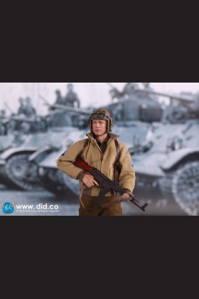 DONALD - SSGT - 2nd ARMOURED DIVISION - HELL ON WHEELS - A80113