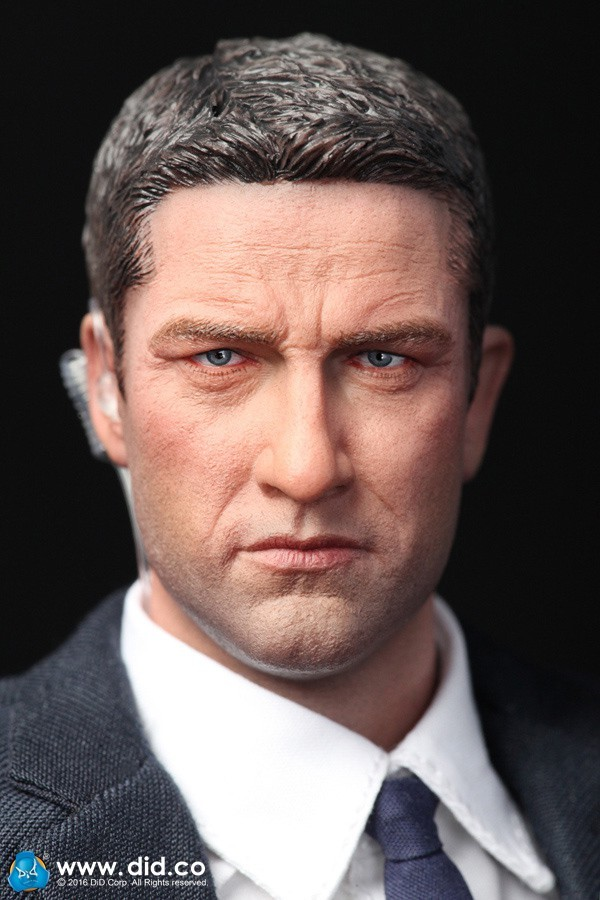 DRAGON IN DREAMS - DID - 1/6 - MODERN - BOXED - US - MARK - SECRET SERVICE SPECIAL AGENT