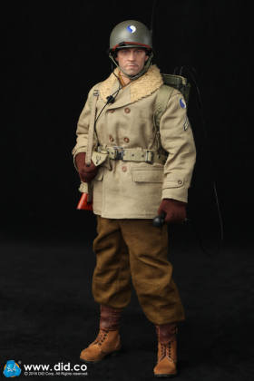 DRAGON IN DREAMS - DID - 1/6 - WW II - BOXED - US - PAUL - 29th Infantry Division Radio Operator