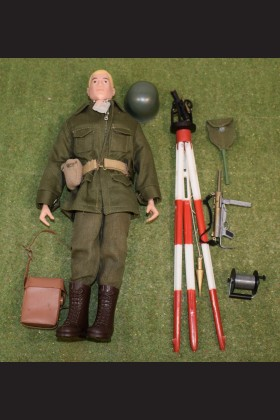 ORIGINAL VINTAGE ACTION MAN LOOSE - ACTION SOLDIER - 175