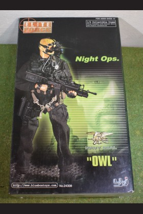 ELITE FORCE - BBI - 1/6 - MODERN - US - OWL - NIGHT OPS NAVY SEAL
