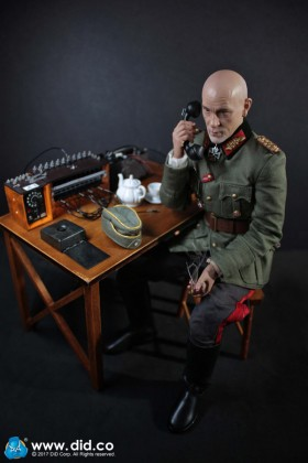 DRUD - WH MAJOR GENERAL - WW II GERMAN COMMUNICATIONS SET 2