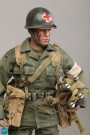 DRAGON IN DREAMS - DID - 1/6 SCALE - WW II - BOXED - US - DIXON - 77th Infantry Division Combat Medic - A80126