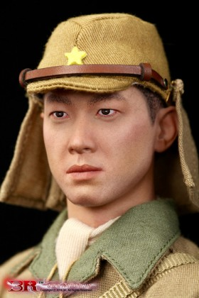3R - 1/6 - WW II - BOXED - JAPANESE - PRIVATE TAKUYA HAYASHI - IMPERIAL ARMY 32nd ARMY 24th DIVISION - JP638