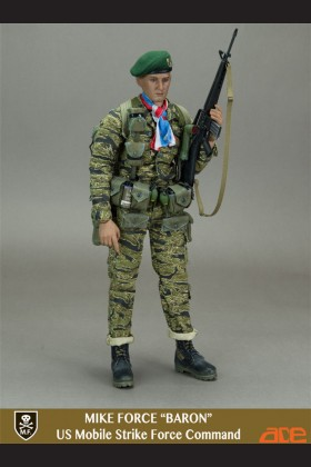 ACE 1/6 SCALE MODERN MIKE FORCE BARON US MOBILE STRIKE FORCE COMMAND 13032