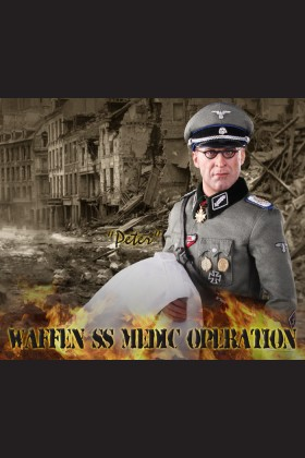 PETER - WAFFEN SS MEDIC OPERATION