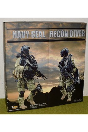 TOYS CITY 1/6 SCALE MODERN US NAVY SEAL RECON DIVER TC-9013