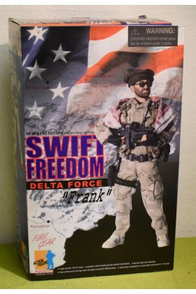 DRAGON 1/6 SCALE MODERN US FRANK SWIFT FREEDOM DELTA FORCE