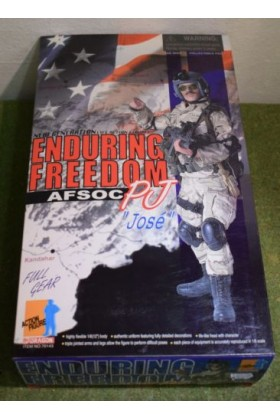 DRAGON 1/6 SCALE MODERN US PJ JOSE 70143 AFSOC ENDURING FREEDOM