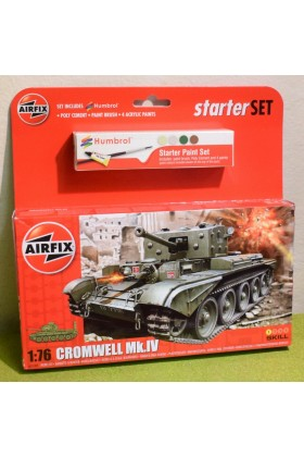 AIRFIX MODEL KIT 1/76 SCALE CROMWELL Mk.IV TANK