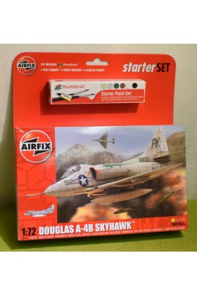 AIRFIX MODEL KIT 1/72nd SCALE DOUGLAS A-4B SKYHAWK A55203