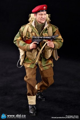 COMING SOON - ROY - 1st AIRBORNE DIVISION RED DEVILS COMMANDER - K800135