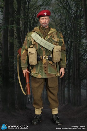 COMING SOON - CHARLIE - 1st AIRBORNE DIVISION RED DEVILS SERGEANT - K80136