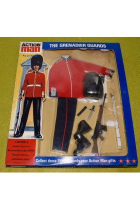 ORIGINAL VINTAGE ACTION MAN THE GRENADIER GUARDS