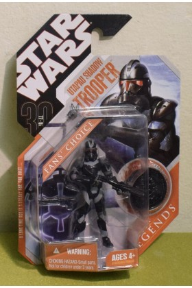 STAR WARS CARDED 30TH ANNIVERSARY COIN UTAPAU SHADOW TROOPER SAGA LEGENDS