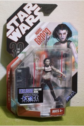 STAR WARS CARDED 30TH ANNIVERSARY MARIS BROOD FORCE UNLEASHED - 11