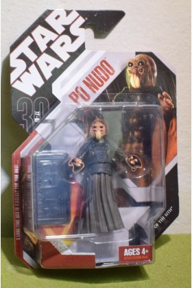STAR WARS CARDED 30TH ANNIVERSARY PO NUDO REVENGE OF THE SITH - 07