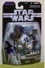 STAR WARS CARDED SAGA COLLECTION THE EMPIRE STRIKES BACK 010 R2-D2