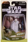 STAR WARS CARDED SAGA COLLECTION REVENGE OF THE SITH GENERAL GRIEVOUS HEROS & VILLAINS