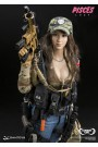 DAM TOYS DAMTOYS 1/6 SCALE MODERN US FEMALE COMBAT GIRL SERIES LUCY DGC004