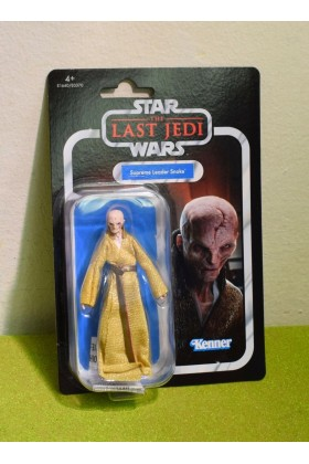 STAR WARS VINTAGE COLLECTION SUPREME LEADER SNOKE LAST JEDI VC121 VC