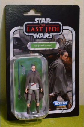 STAR WARS VINTAGE COLLECTION LAST JEDI REY ISLAND JOURNEY VC 122
