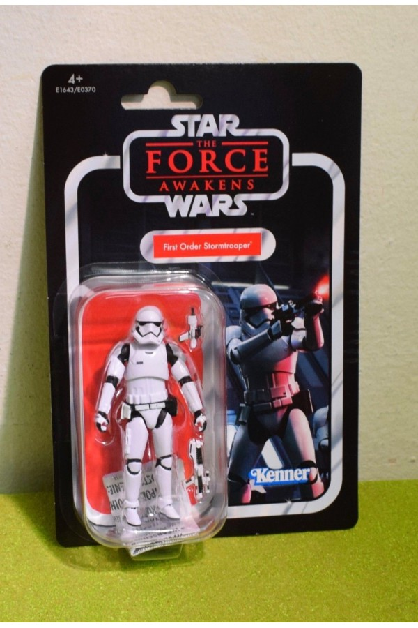 STAR WARS VINTAGE COLLECTION FIRST ORDER STORMTROOPER THE FORCE AWAKENS VC118 VC